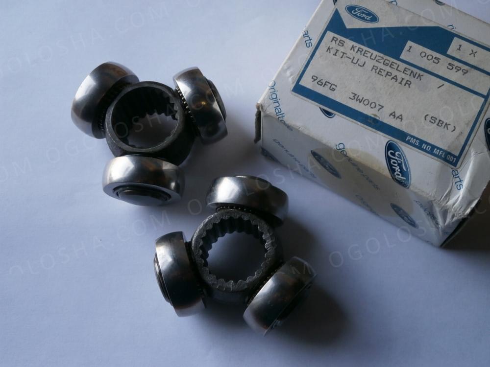 Тришип, Трипоидный шрус Ford COURIER 1005599 96FG-3W007-AA