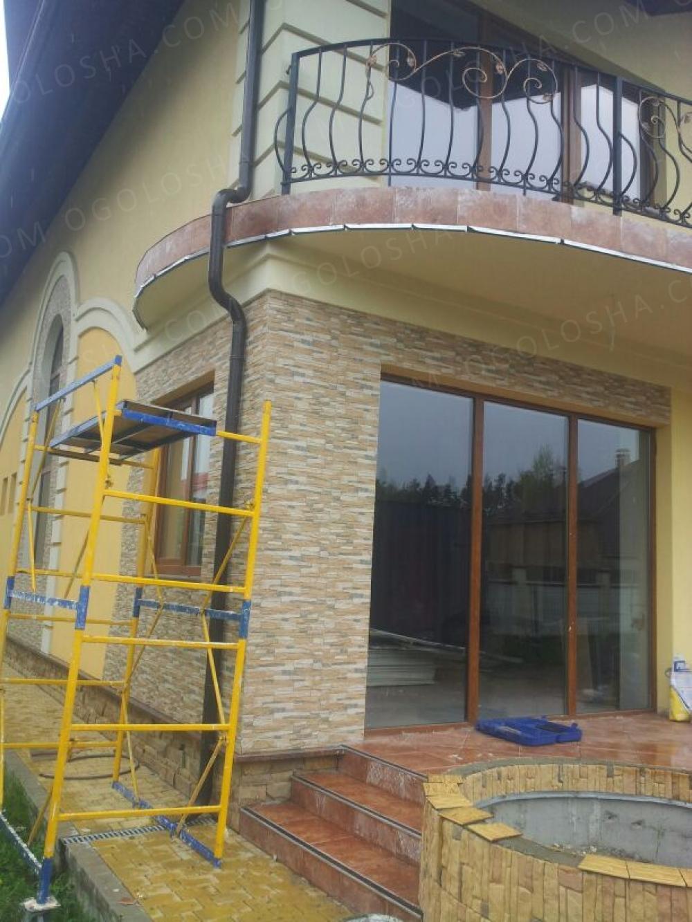 Утепление и ремонт фасада дома качественно быстро и недорого