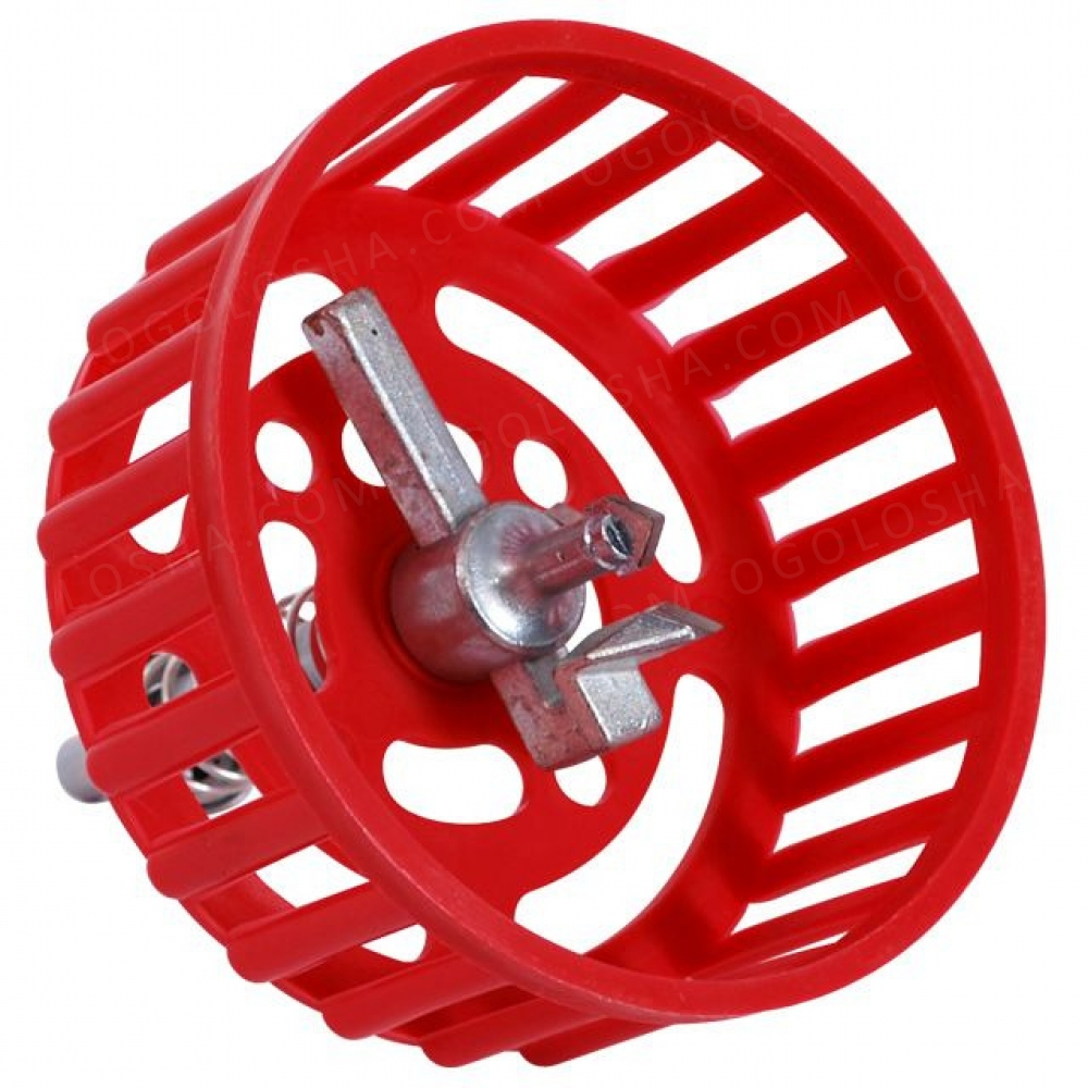 Циркуль под дрель для резки плитки 20-100мм с защитн INTERTOOL HT-0339