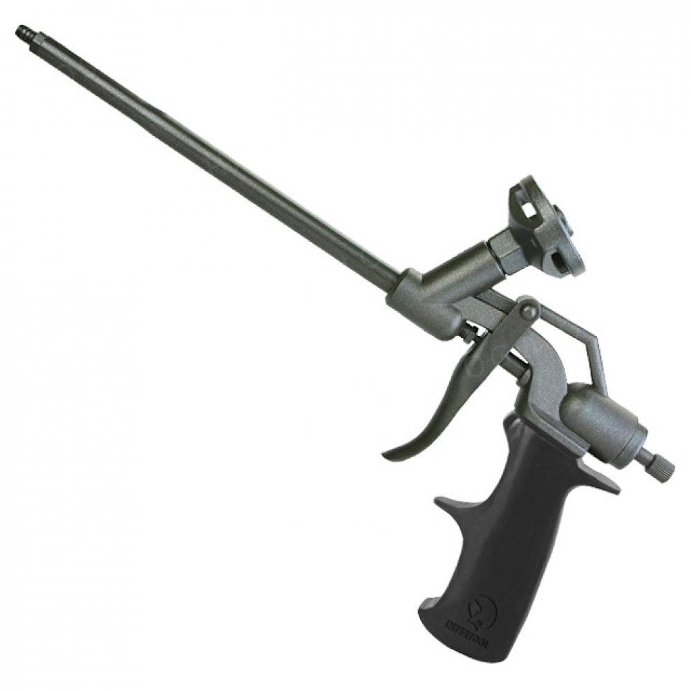 Пистолет для монтажной пены с полным тефлоновым покр INTERTOOL PT-0606