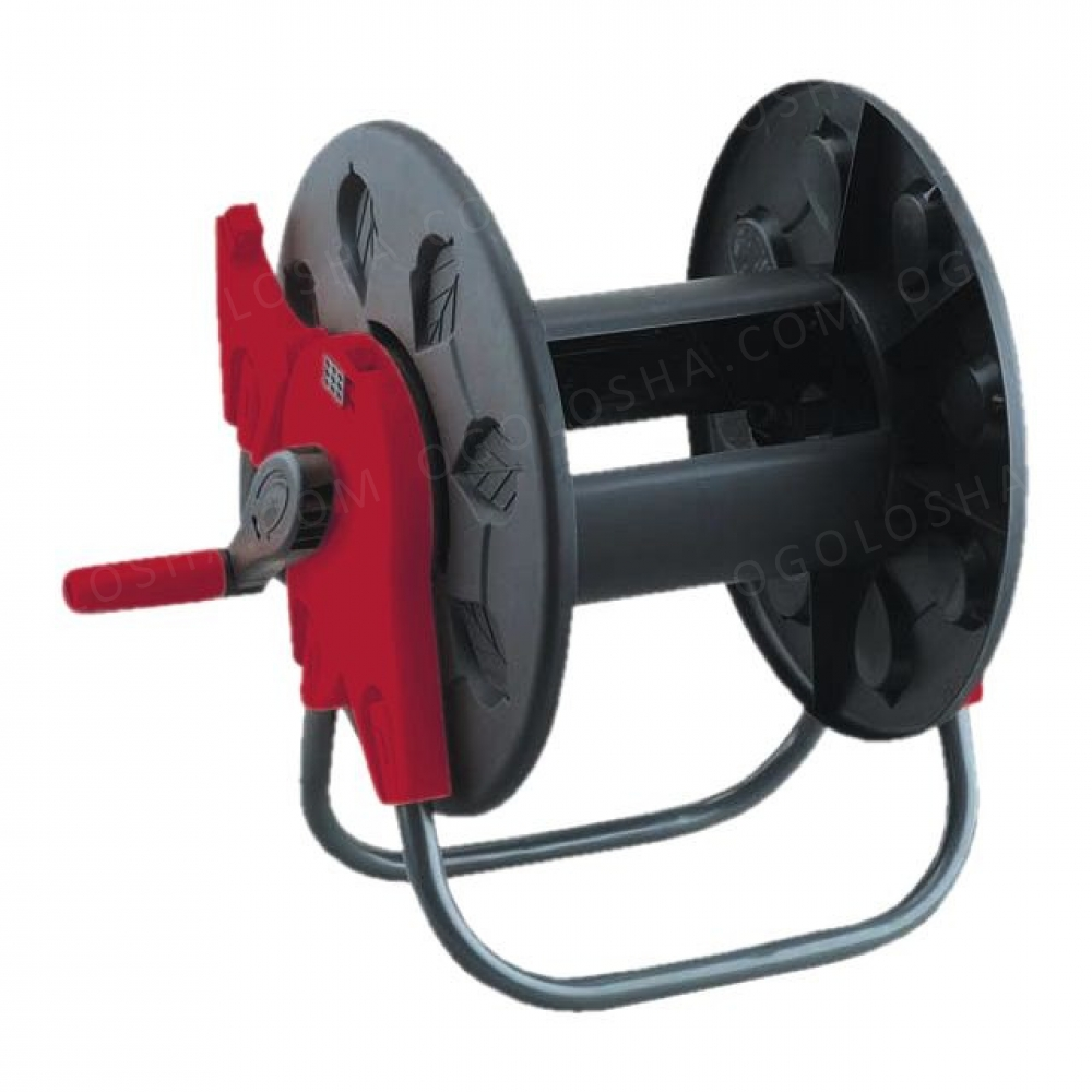 Катушка для шланга 1/2 60м. PP, steel, ABS INTERTOOL GE-3004
