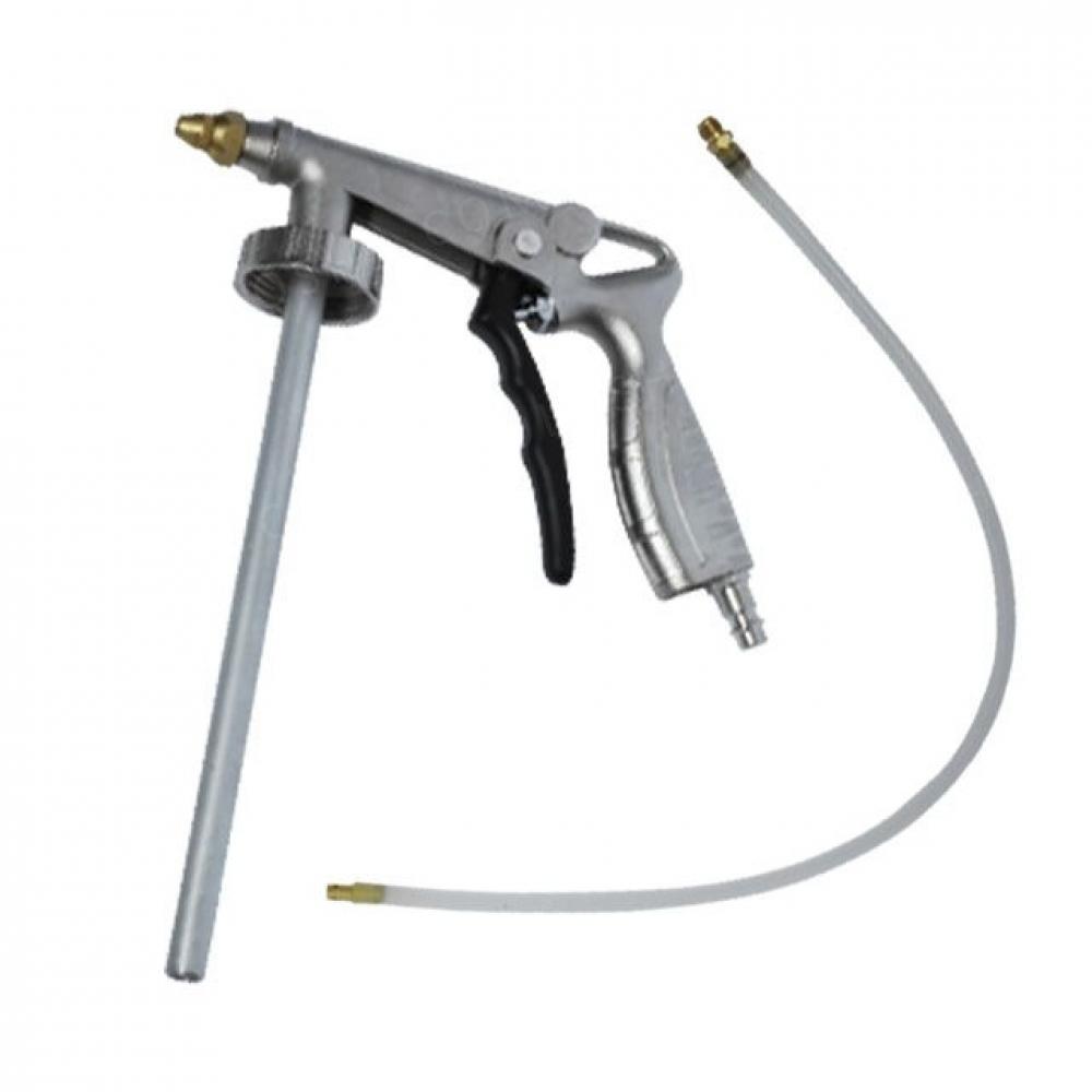 Пистолет под гравитекс пневматический с гибкой насад INTERTOOL PT-0703