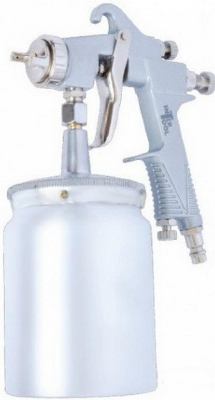 HP Краскораспылитель 1.0мм, нижний металлический бач INTERTOOL PT-0220