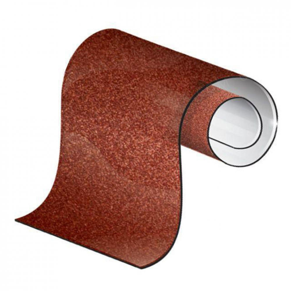Шлифовальная шкурка на тканевой основе К180, 20cм*50 INTERTOOL BT-0723