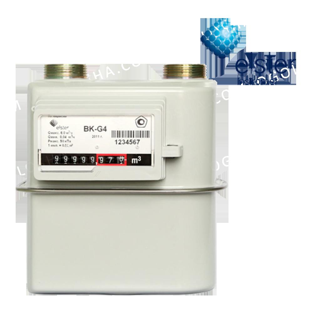 газовый счетчик bk g4 эльстер