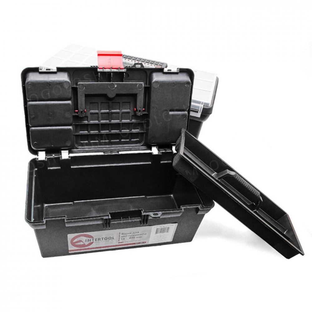 Комплект ящиков для инструмента 3шт (ВХ-0125 13 ВХ- INTERTOOL BX-0003
