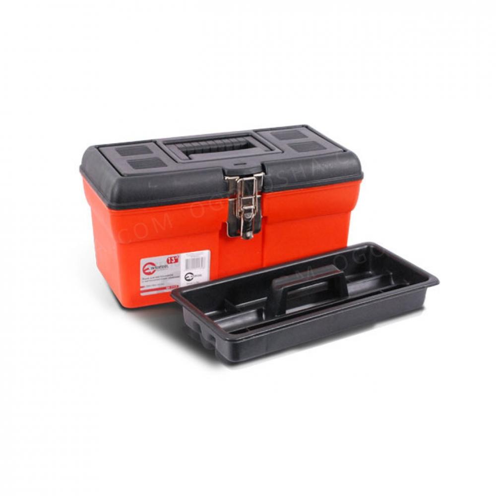 Ящик для инструмента с металлическими замками 13 33 INTERTOOL BX-1113