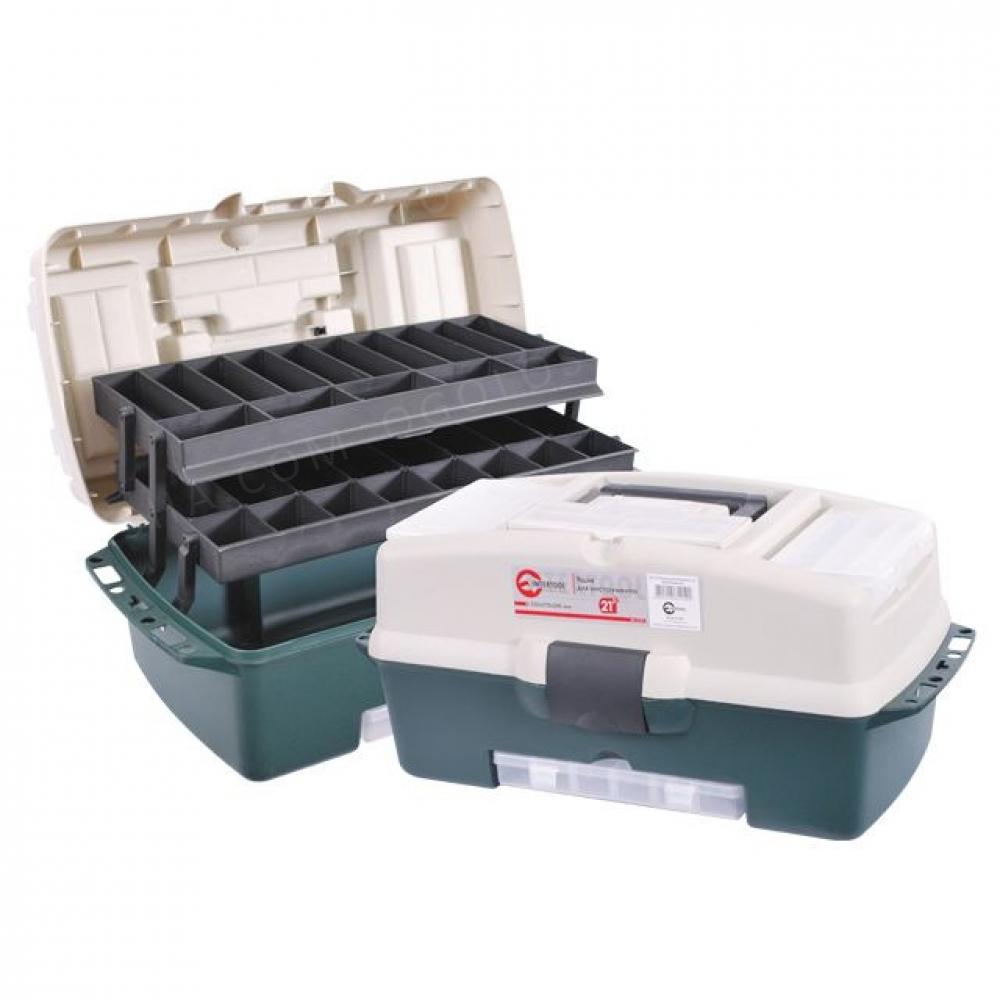 Ящик для инструмента 21 530*270*245мм INTERTOOL BX-6121