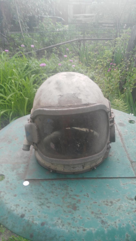 Продам шлем космонавта