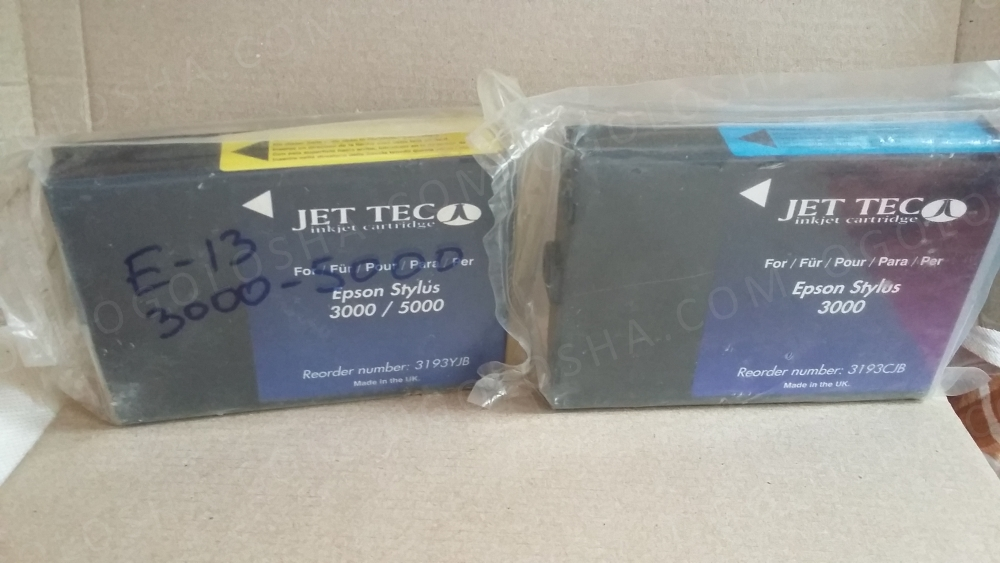 Картридж к струйному принтеру Epson Stylus 3000 синий