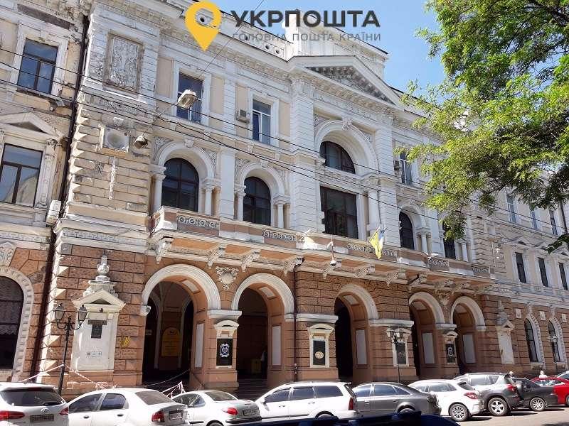 Довгострокова оренда приміщень 619,6 м² в центрі м. Одеса.