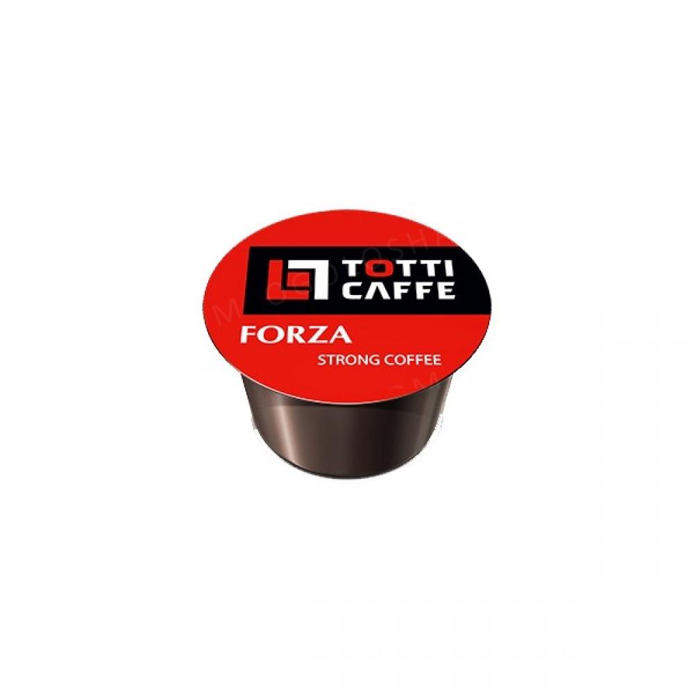 Кофе в капсулах TOTTI Caffe Forza 100шт по 8гр