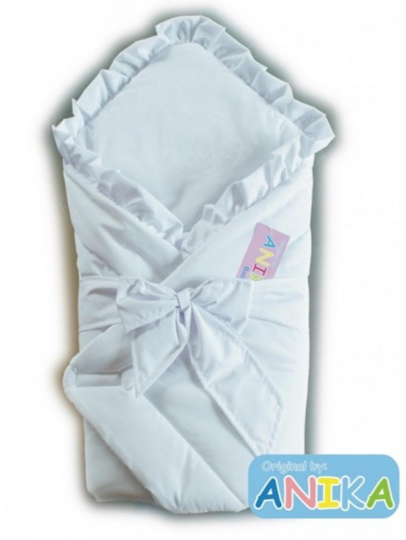 Конверт-одеяльце lдля выписки из роддома Мишка на луне  Anikababy