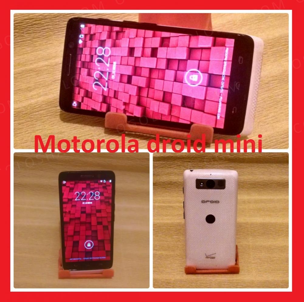 Motorola Droid Mini XT1030 16G black&white