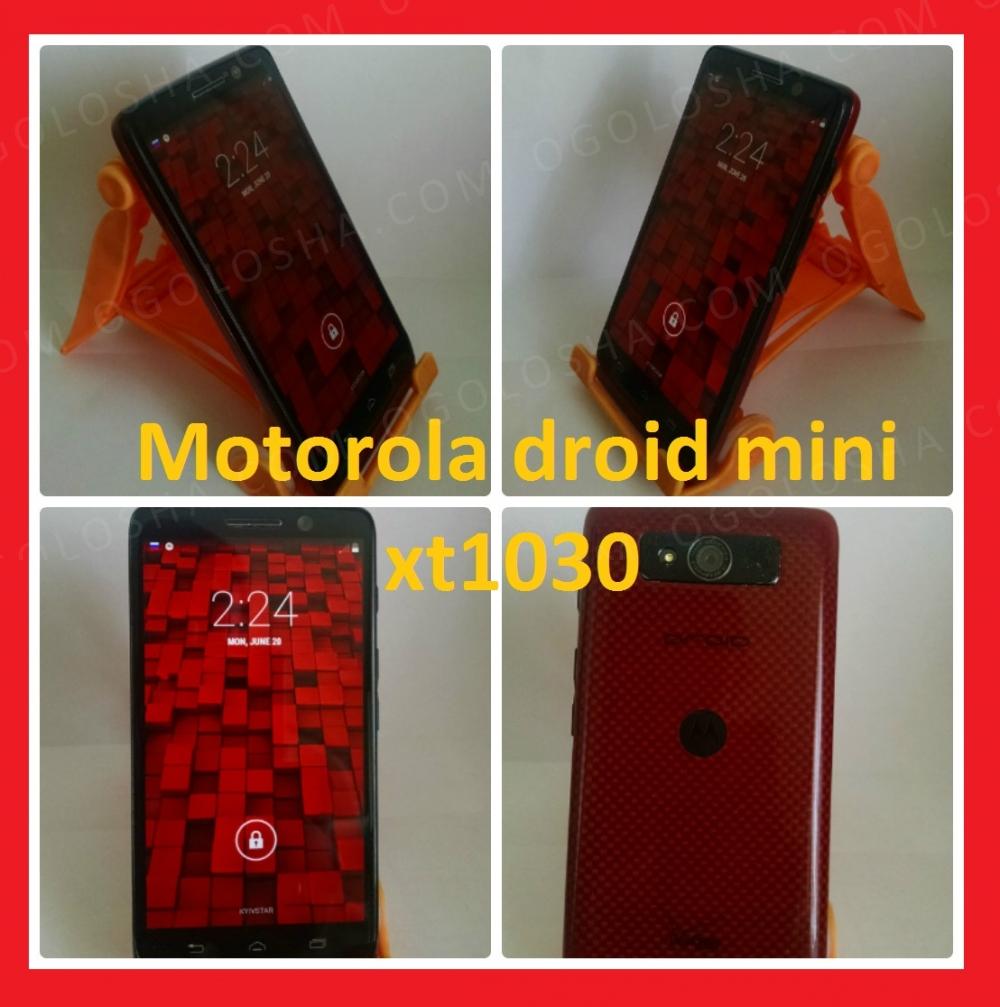 Motorola Droid Mini XT1030 16G Оригинал #436 red