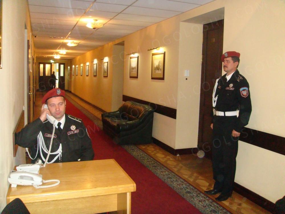 Керівник охорони Киев