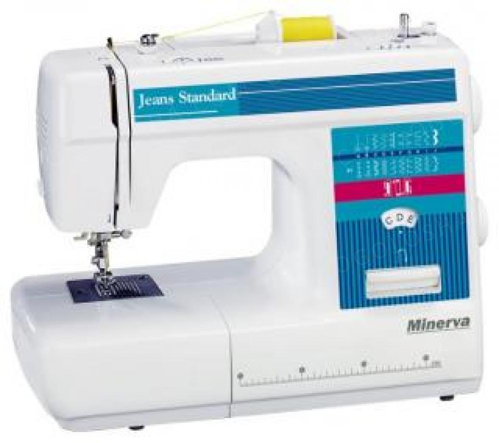 Продам швейную машинку Minerva JStandard