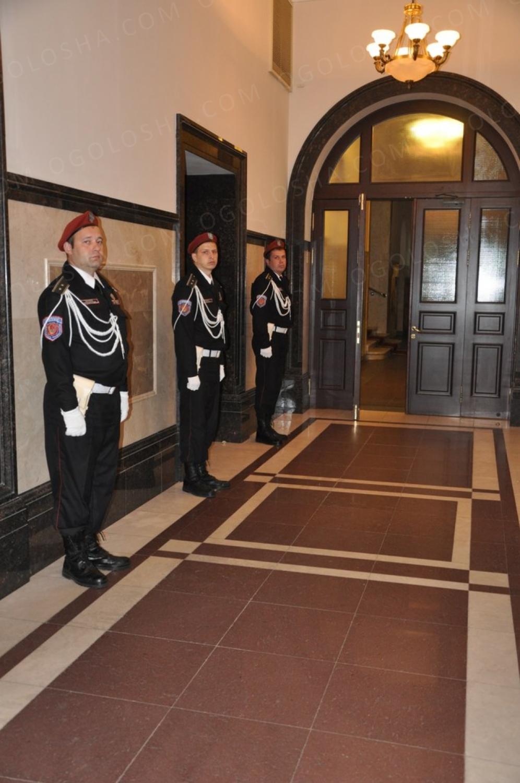 Охранник (вахта) Киев