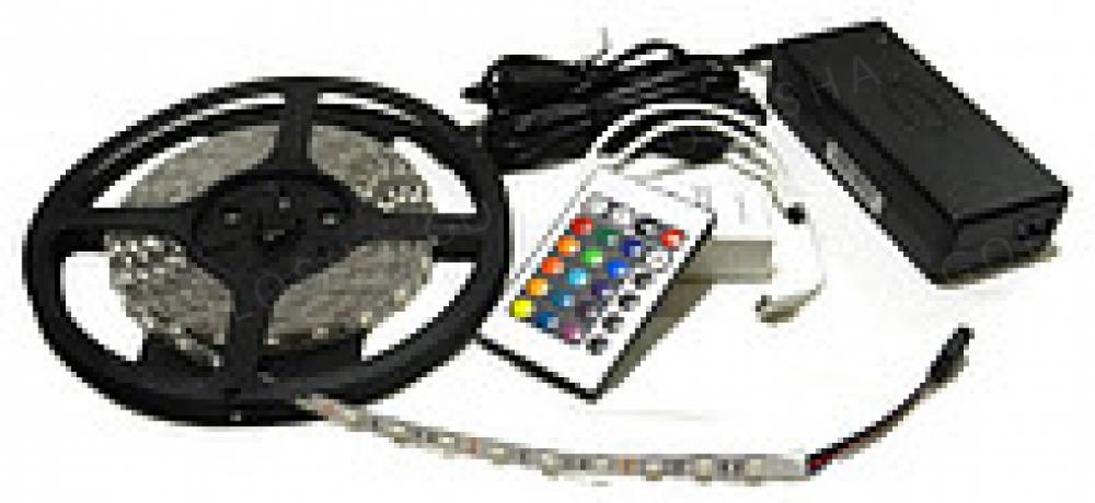 Светодиодная RGB комплект - 5050\30д.м Герметичная RGB