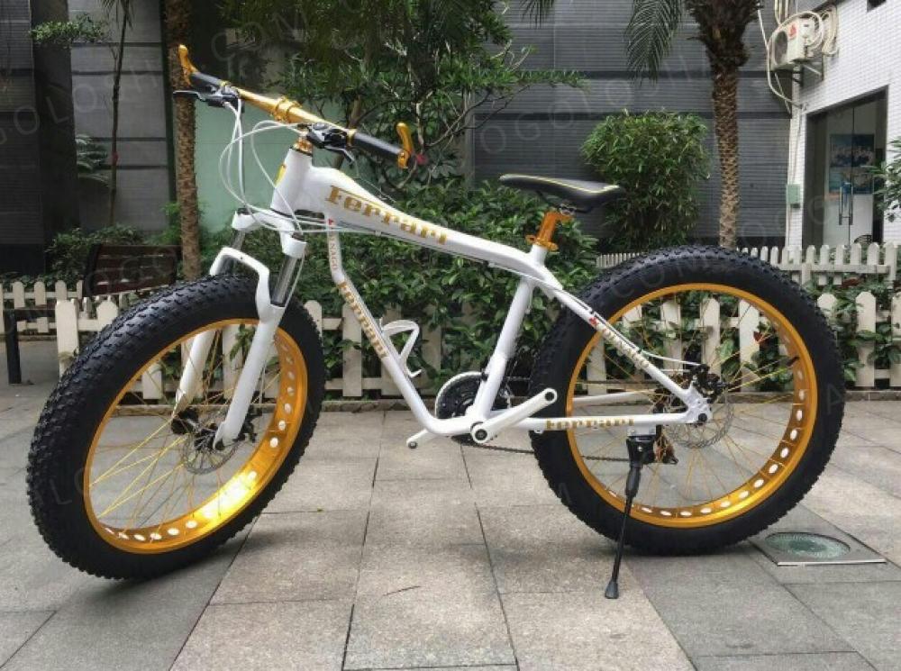 Электрический велосипед Ferrari в Украине