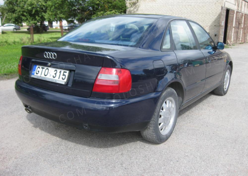 Продам Audi A4 с правом езды до 5-ти лет без растаможки!