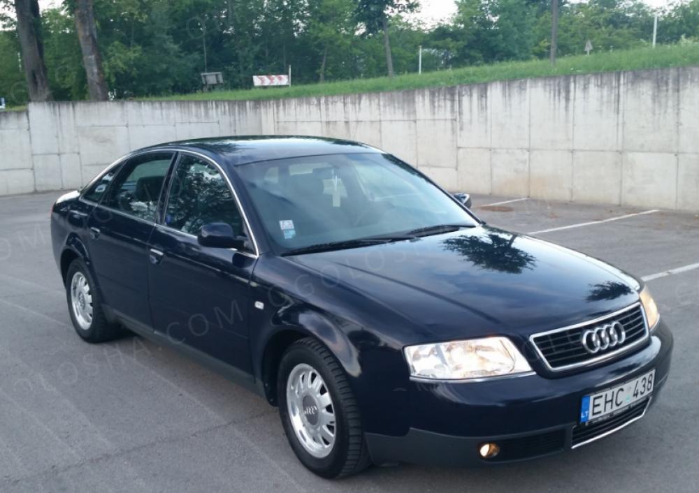 Продам Audi A6 с правом езды до 5-ти лет с возможностью продления!