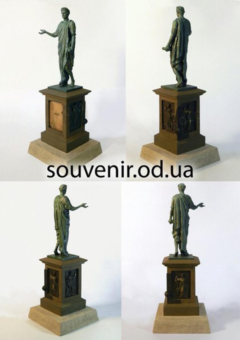 Сувенир Статуэтка Дюк де Решелье Подарок Одесса