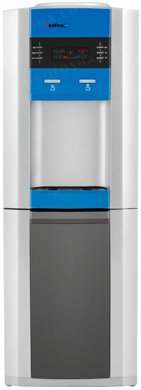 Напольный кулер HotFrost V745CST blue