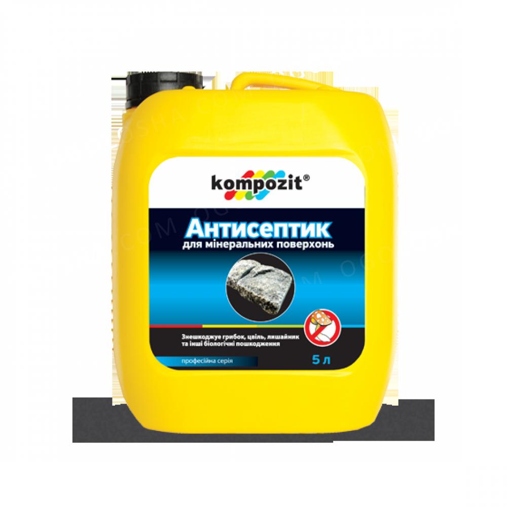 Огнебиозащита для древесины Kompozit®