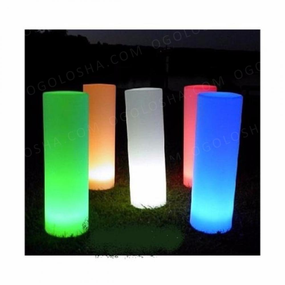 LED лампа-цилиндр