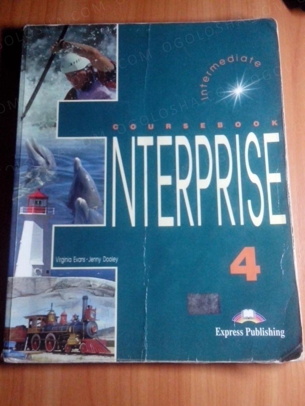 Enterprise 4. Course book. Intermediate