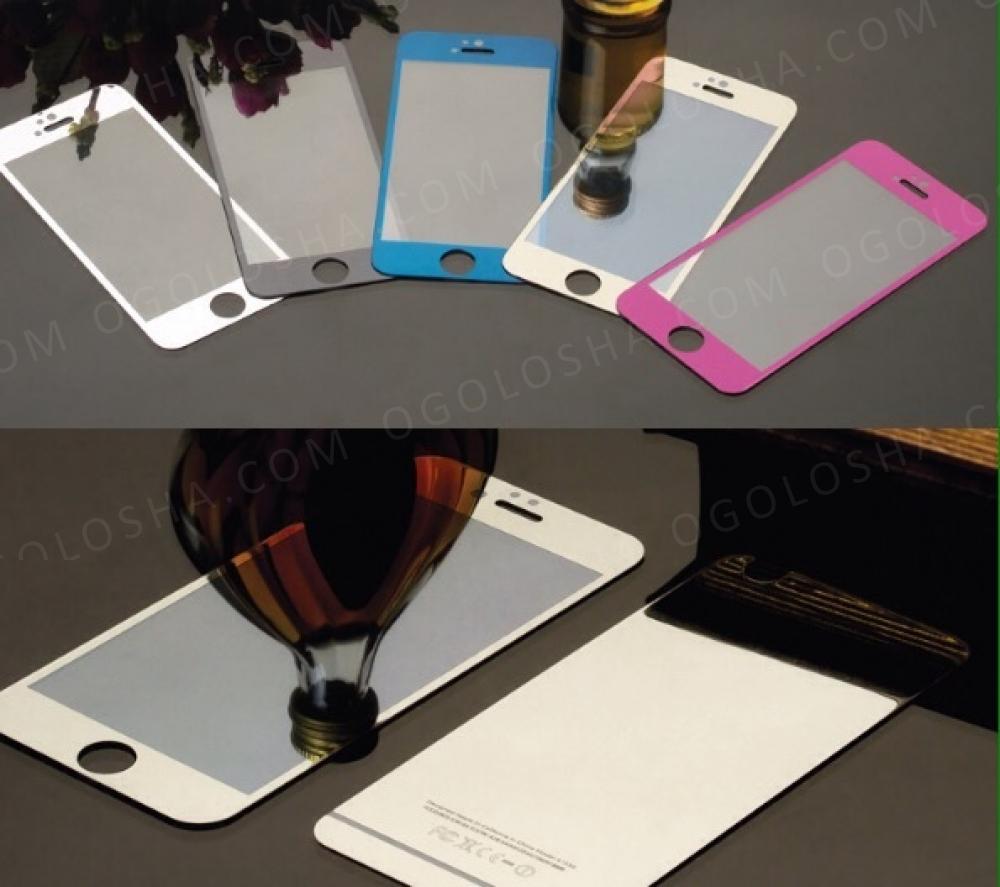 Защитное стекло IPhone 4/5/6/6+ , защитная панель айфон 4/5/6/6+