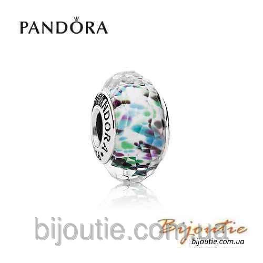 Pandora шарм ТРОПИЧЕСКОЕ МОРЕ 791610 серебро 925 Пандора оригинал