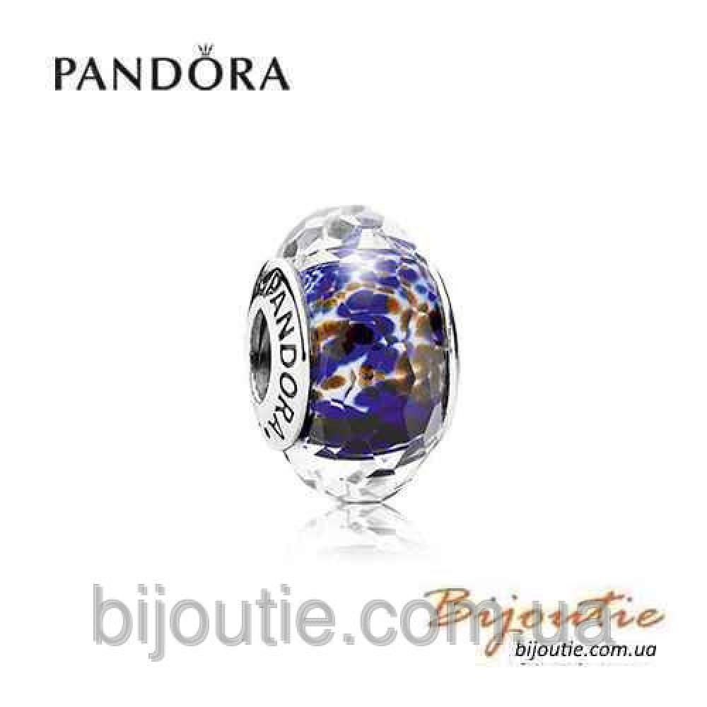 Pandora шарм БЕСКРАЙНИЙ ОКЕАН 791609 серебро 925 Пандора оригинал
