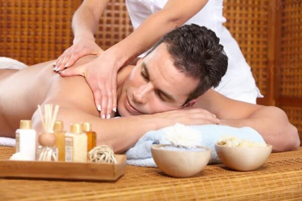 Раслабляюший массаж разных видов