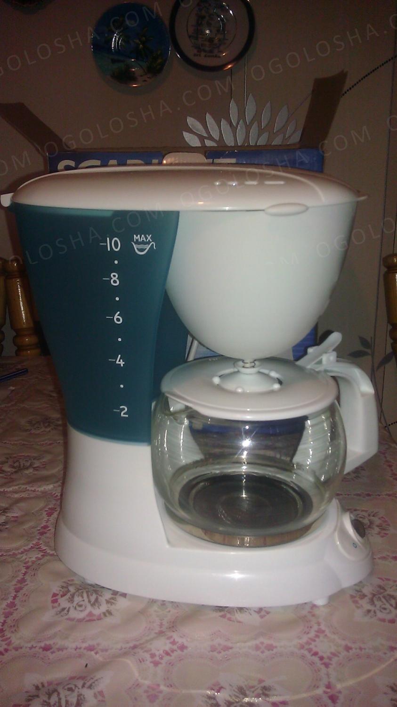 Кофеварка scarlet sc-30