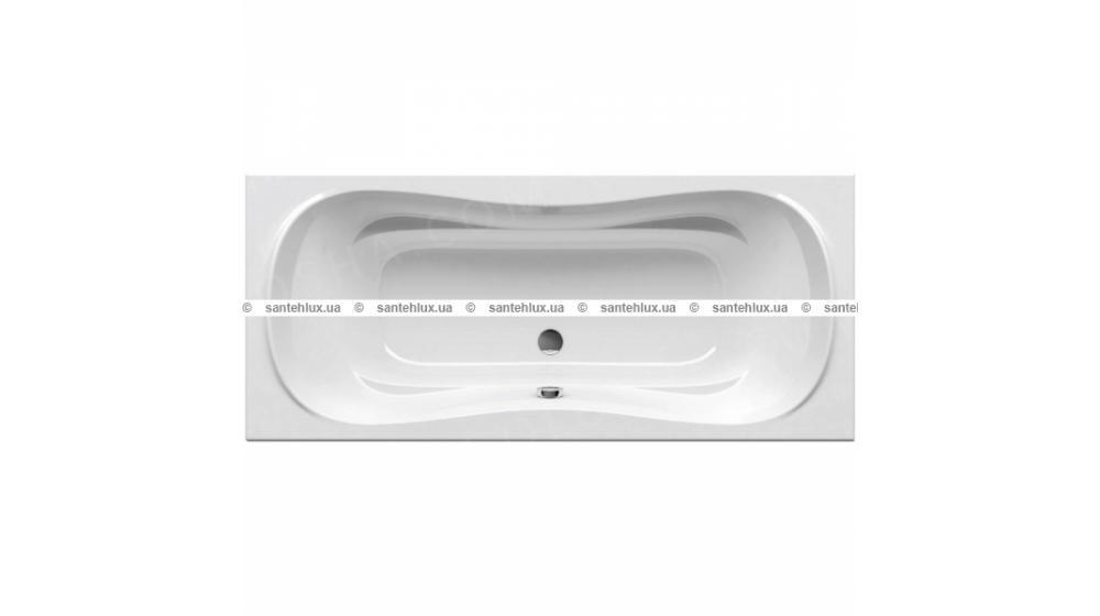 Ванна акриловая Ravak Campanula II 180x80 см