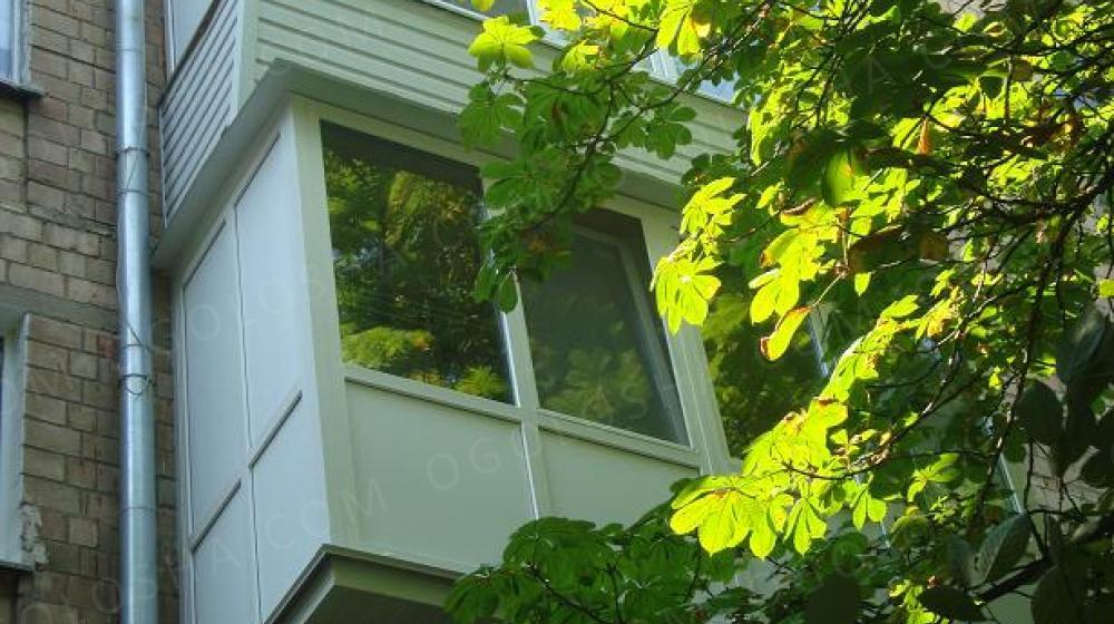 Балконы под ключ: 2 000 грн - бизнес и услуги / строительств.
