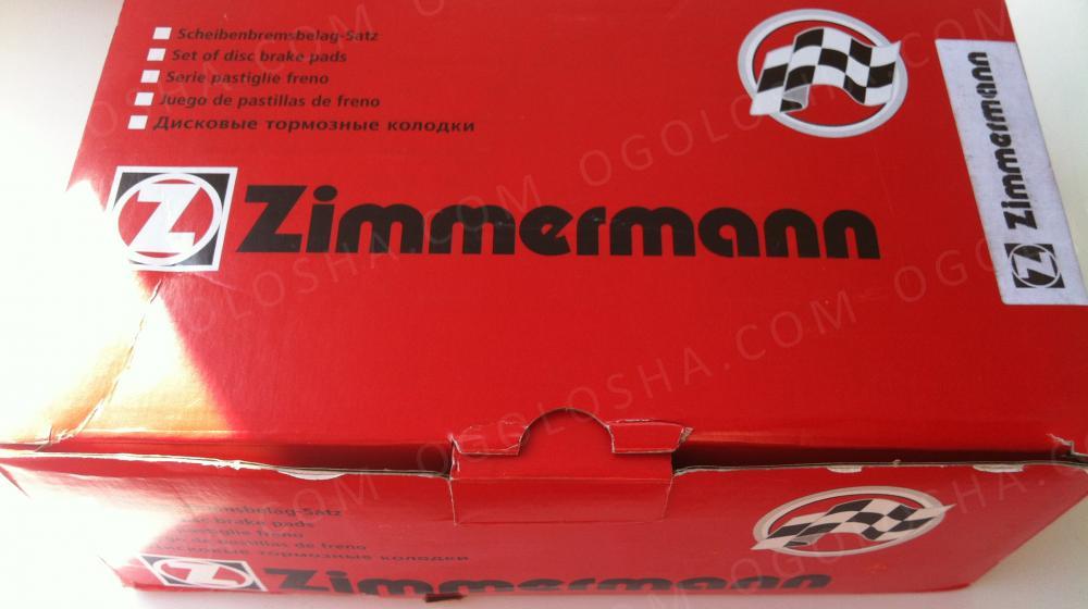 Передние тормозные колодки Mercedes ML/ GL W 164