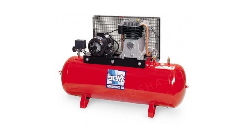 Компрессор поршневой с ременным приводом 300л 380В AB300-800-380 FIAC