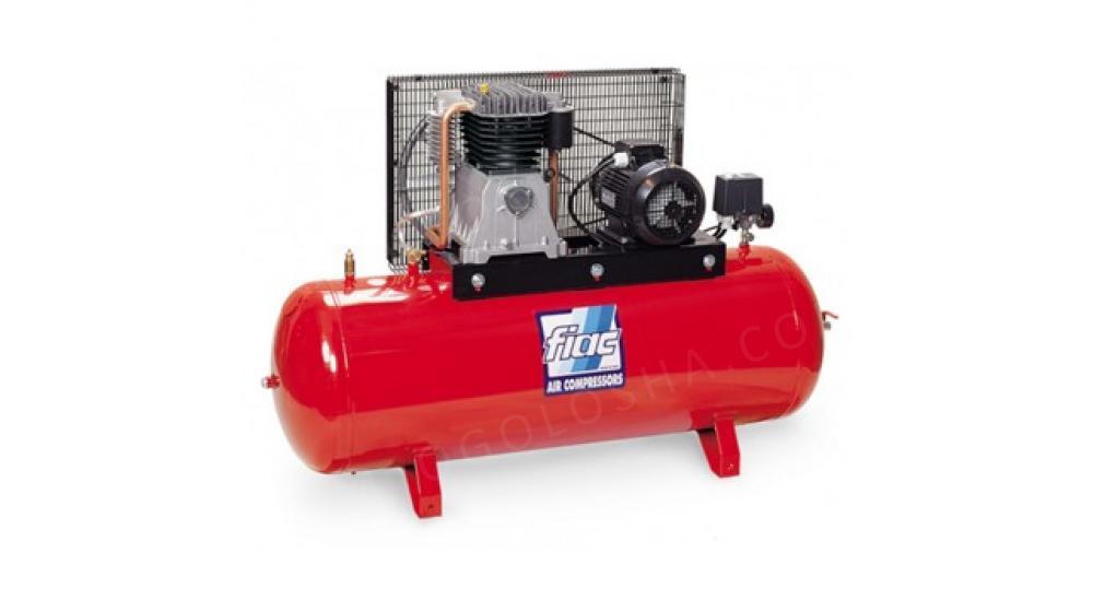 Компрессор поршневой с ременным приводом 500л 380В AB500-988-380 FIAC