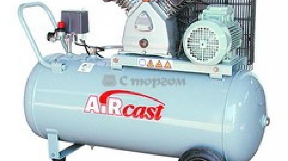 Компрессор поршневой Aircast СБ4 С-100.LB30
