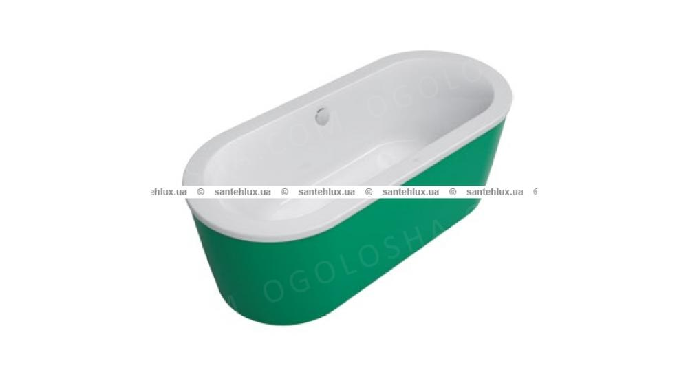 Ванна из акрила Villeroy&Boch Loop&Friends UBA180LFO7PDBCV-01 180х80 см