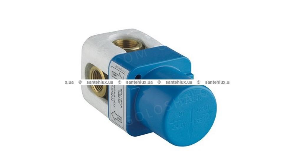 Внутренняя часть смесителя для душа Webert Lotho AC0683.015