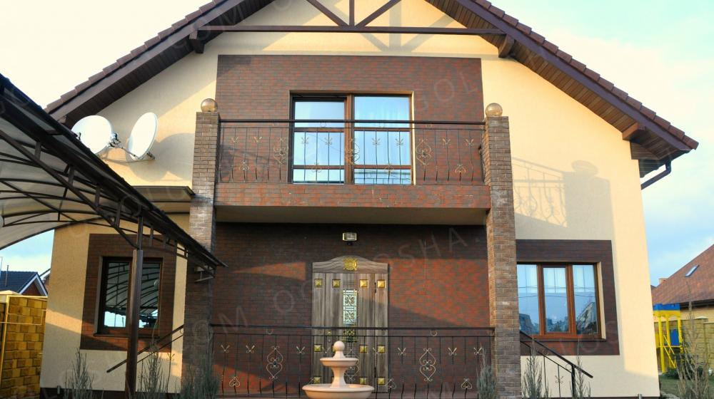 Строительство домов «под ключ» в Киеве и Киевской области.