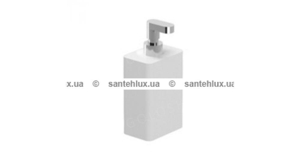 Дозатор для жидкого мыла Webert Living LV500202
