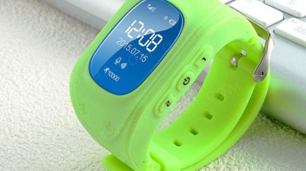 Smart Baby Watch Q50 с GPS трекером для детей всего за 950 грн.