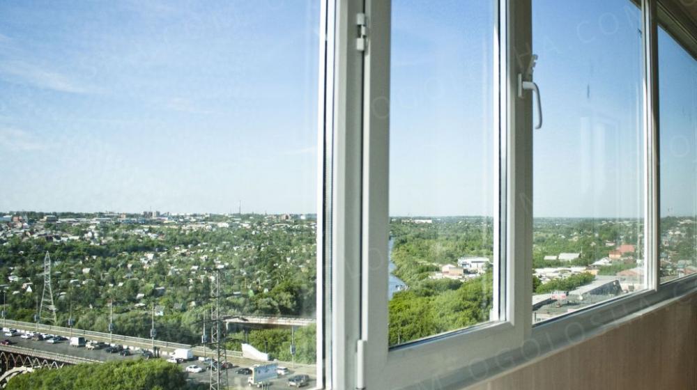 Остекление балконов и лоджий, Киев