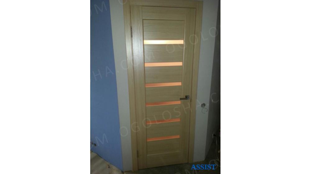 Встановлення дверей. Монтаж(демонтаж) дверного блоку.