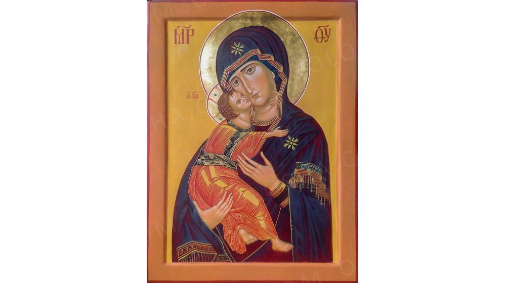 Икона Богородицы Владимирская